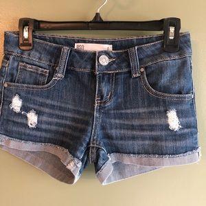 RSQ Denim Malibu Short Size 0